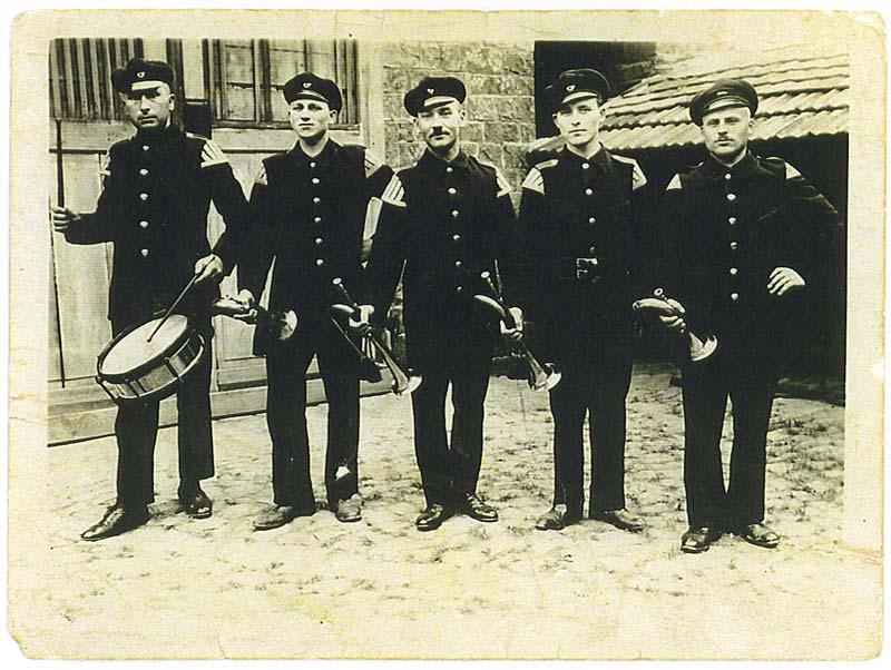 Feuerwehr 1933