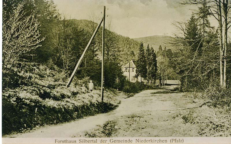 Forsthaus Silbertal