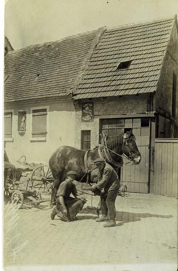 Hufschmied Eckel