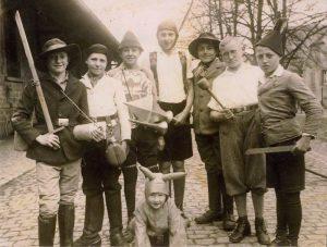 Bild von Siebenschwaben-Spielern
